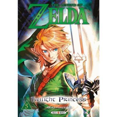 The legend of zelda twilight princess tome 5