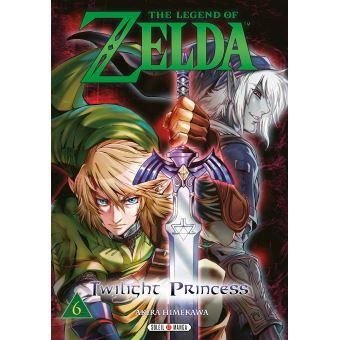 The legend of zelda twilight princess tome 6