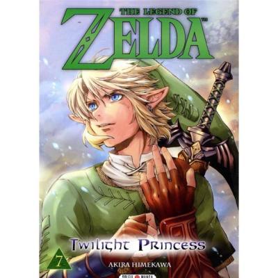 The legend of zelda twilight princess tome 7