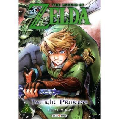 The legend of zelda twilight princess tome 8