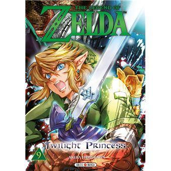 The legend of zelda twilight princess tome 9