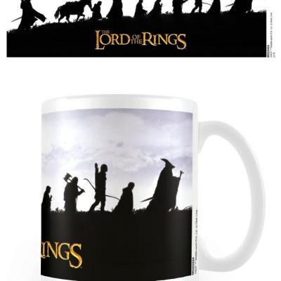 The lord of the rings fellowship mug 300ml