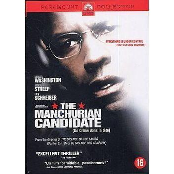 The manchurian candidate dvd occasion