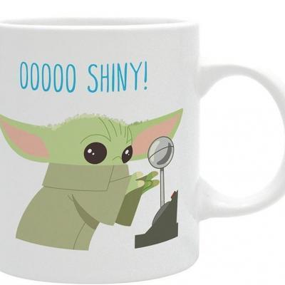 The mandalorian chibi mug 320 ml