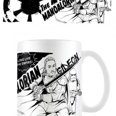 The mandalorian gideon mug 315ml
