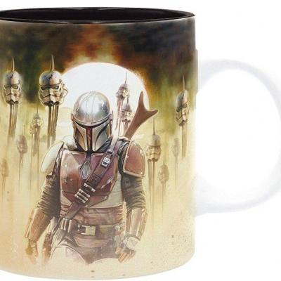 The mandalorian mando mug 320 ml