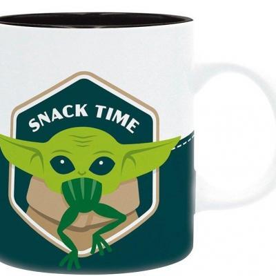 The mandalorian snack time mug 320 ml