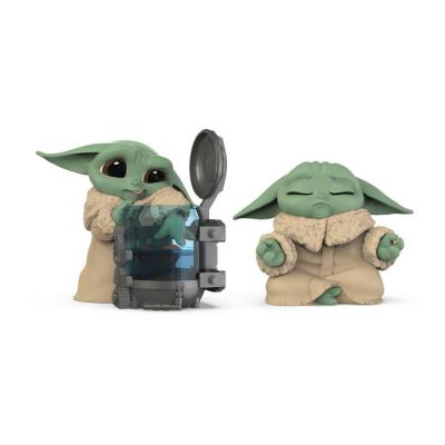 The mandalorian the child pack de 2 figurines bounty collection 3