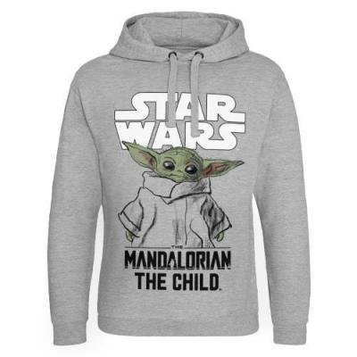 The mandalorian the child sweat hoodie