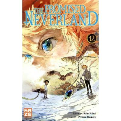 The promised neverland tome 12
