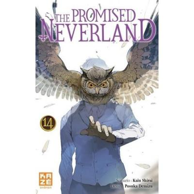 The promised neverland tome 14