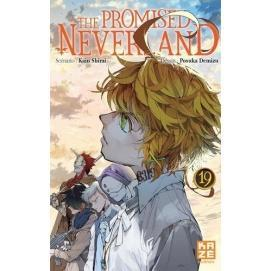 The promised neverland tome 19
