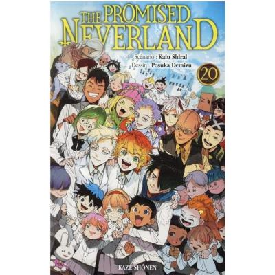 The promised neverland tome 20