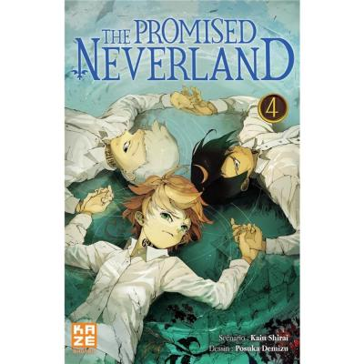 The promised neverland tome 4