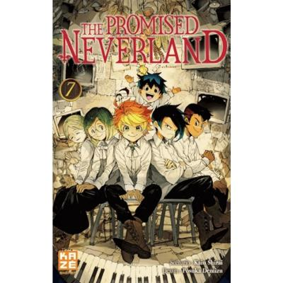 The promised neverland tome 7