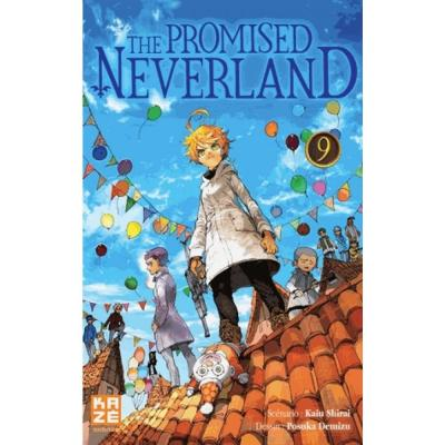 The promised neverland tome 9