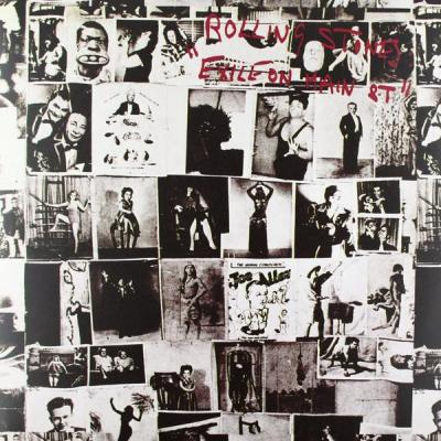 The rolling stones exile on a main st album 33t 1