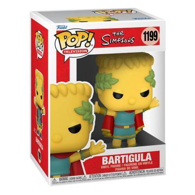 The simpsons bobble head pop n 1199 batigula bart