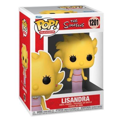 The simpsons bobble head pop n 1201 lisandra lisa