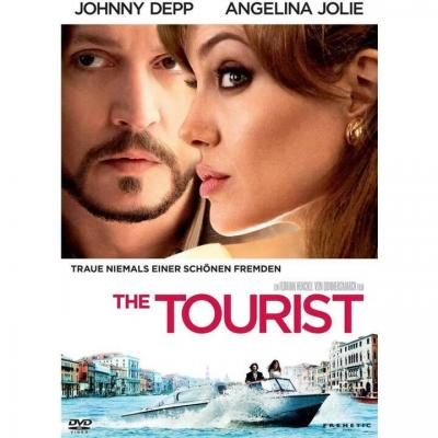 The tourist dvd occasion
