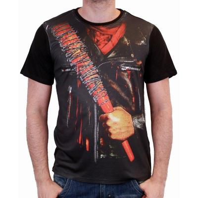The walking dead t shirt megan costume