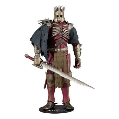 The witcher eredin figurine articulee 18cm