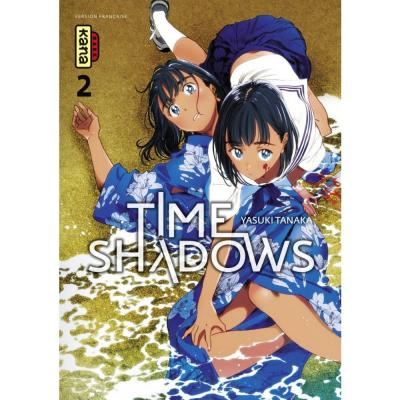 Time shadows tome 3