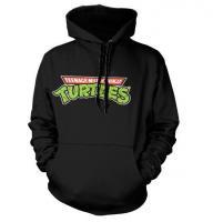 Tmnt logo sweat hoodie girl 1