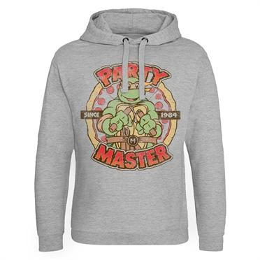 Tmnt party master since 1984 sweat hoodie