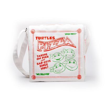 Tmnt turtles pizza messenger bag