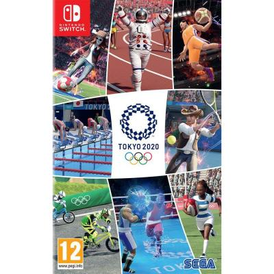 Tokyo 2020 olympic games the official video game
