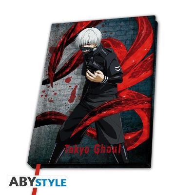 Tokyo ghoul ken kaneki notebook a5