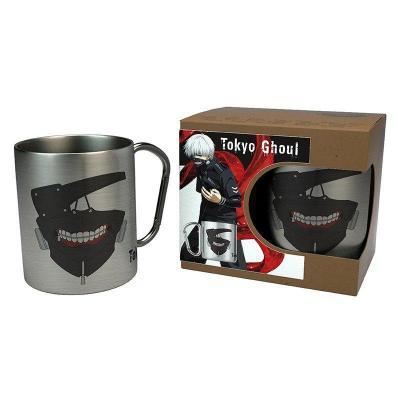 Tokyo ghoul mask mug mousqueton 240ml