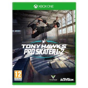 Tony hawk s pro skater 1 2 xbox sx xbox one