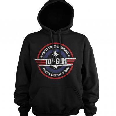 Top gun fighter weapons school sweat hoodie