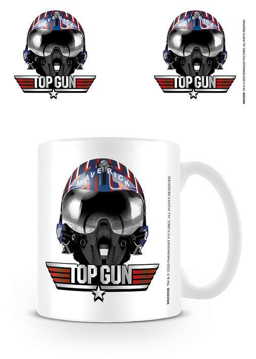 Top gun maverick helmet mug 315ml