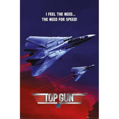 Top gun the need for speed poster 61x91cm