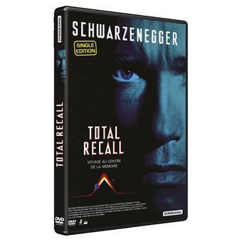 Total recall dvd occasion