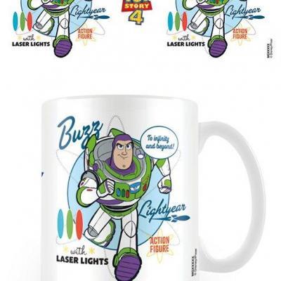 Toy story 4 to infinity and beyond mug 315ml