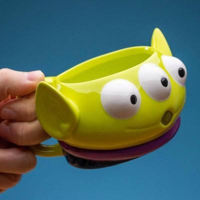 Toy story alien mug 3d