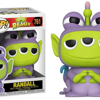 Toy story bobble head pop n 761 alien remix randall