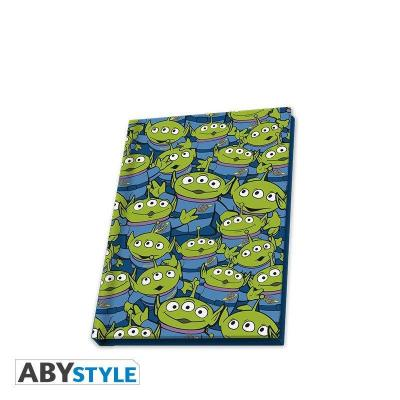 Toy story carnet a6 80 pages aliens