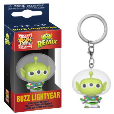 Toy story pocket pop keychain alien remix buzz 1