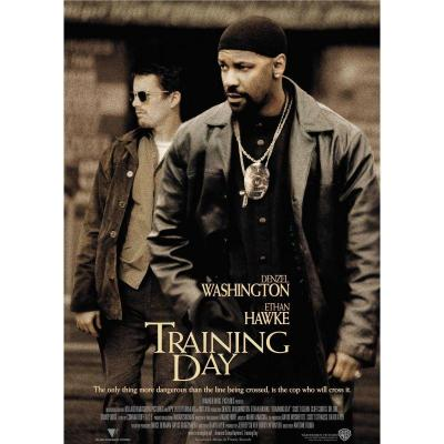 Training day dvd occasion