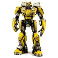 Transformers bumblebee figurine 16 dlx bumblebee threezero