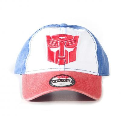 Transformers casquette autobots