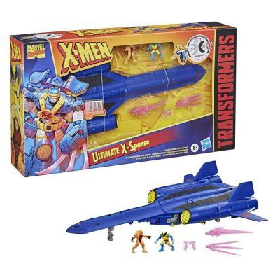 Transformers ft x men figurine ultimate x spanse 22cm