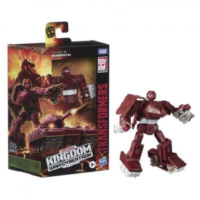 Transformers wfck deluxe warpath figurine hasbro 15cm