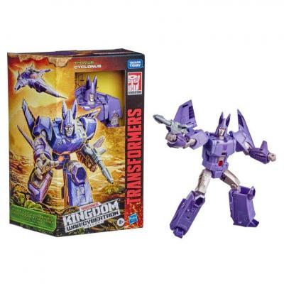 Transformers wfck voyager cyclonus figurine hasbro 20cm