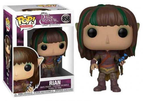 Tv bobble head pop n 858 the dark crystal rian